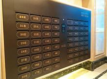 重庆信报箱厂家分析信报箱功能及材质、每格规格尺寸