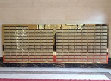 不锈钢信报箱在进行制作时需要注意焊接前要油污和锈迹