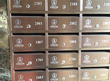 重庆信报箱制作厂家介绍在安装不锈钢信报箱前需要注意哪些问题