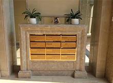 在制作不锈钢信报箱门板应该怎样才能将侧蚀降至小值