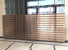 重庆信报箱小编具体分析不锈钢信报箱的制作工艺和种类