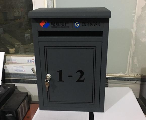别墅信报箱设计加工
